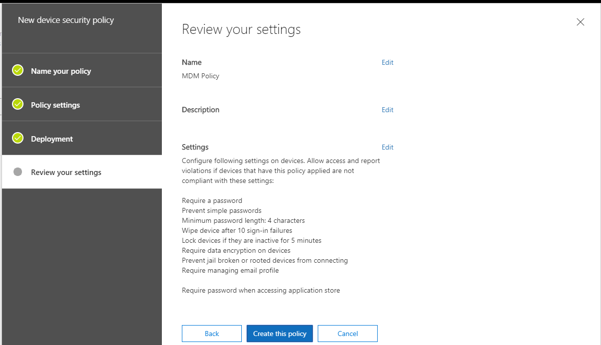 How-to Configure MDM for Office 365 – ITProMentor